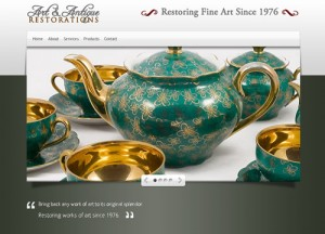 Art & Antique Restorations