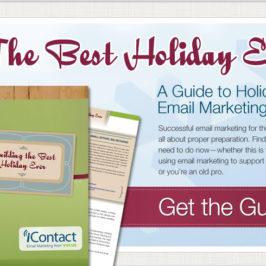 Holiday eMarketing Guide