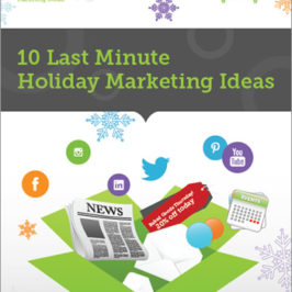 10 Last Minute Holiday Marketing Ideas
